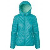 Me°ru' Sherbrooke Padded Jacket Light WMS damejakke, Sherbrooke Padded Jacket Light WMS damejakke, Water Blue