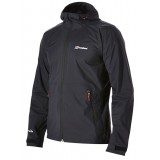 Berghaus Stormcloud Shell Jacket regnjakke, Stormcloud Shell Jacket regnjakke, Black/Black BP6