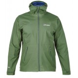 Berghaus Stormcloud Shell Jacket regnjakke, Stormcloud Shell Jacket regnjakke, Green Z04 Forest