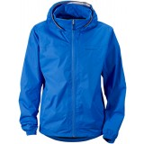 Didriksons Nomadic Men's Jacket regnjakke, Nomadic Men's Jacket regnjakke, Bright Blue 135