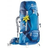 Deuter ACT Lite 35 + 10 SL damerygsæk, ACT Lite 35 + 10 SL damerygsæk, Steel-navy