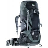 Deuter ACT Lite 40 + 10 rygsæk, ACT Lite 40 + 10 rygsæk, Black-granite