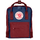 Fjällräven Kånken Mini rygsæk, Kånken Mini rygsæk, Royal Blue/Ox Red