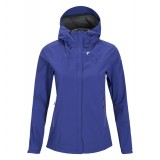 Peak Performance Swift Jacket WMS regnjakke, Swift Jacket WMS regnjakke, Ink Purple