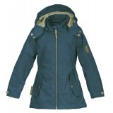 Ticket to Heaven Karola Coat pigejakke, Karola Coat pigejakke, 3890 Ensign Blue
