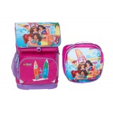 LEGO Bags Small School Bag skoletaske, Small School Bag skoletaske, Friends Beach House