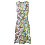 Royal Robbins Essential Blossom Tank Dress kjole, Essential Blossom Tank Dress kjole, Quartz