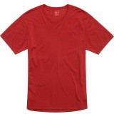 Haglöfs Gully Tee Men herre uld T-shirt, Gully Tee Men herre uld T-shirt, Rubin