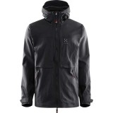 Haglöfs Rugged Fjell Jacket vindjakke, Rugged Fjell Jacket vindjakke, True Black