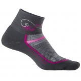 Icebreaker Multisport Light Mini sportssokker, Multisport Light Mini sportssokker, Oil/magenta