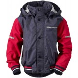 Didriksons Googana Kid's Jacket børnejakke, Googana Kid's Jacket børnejakke, Flag Red 305