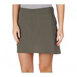 The North Face Exploration Skirt Wms nederdel, Exploration Skirt Wms nederdel, Weimaraner Brown