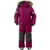 Didriksons Onawa Kid's Coverall flyverdragt, Onawa Kid's Coverall flyverdragt, 196/DARK LILAC