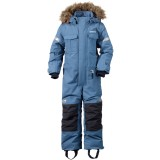 Didriksons Migisi Kid's Coverall flyverdragt, Migisi Kid's Coverall flyverdragt, 194/COLDSMOKE