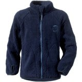 Didriksons Mochini Kid's Jacket børnefleece, Mochini Kid's Jacket børnefleece, Navy 039