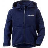 Didriksons Etna Kid's Jacket børnefleece, Etna Kid's Jacket børnefleece, Navy 039