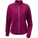 Didriksons Monte Women's Microfleece Jacket damefleece, Monte Women's Microfleece Jacket damefleece, Dark Lilac 196