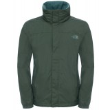 The North Face Resolve Jacket regnjakke, Resolve Jacket regnjakke, Climbing Ivy Green