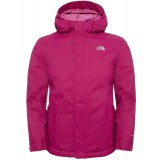 The North Face Youth Snowquest Jacket drengejakke, Youth Snowquest Jacket drengejakke, Roxbury Pink