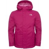 The North Face Youth Snowquest Jacket, Youth Snowquest Jacket, Roxbury Pink