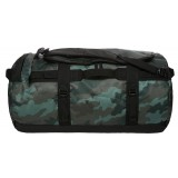 The North Face Base Camp Duffel M 69 liter, Base Camp Duffel M 69 liter, Camo Print/TNF Black
