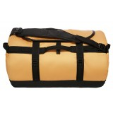 The North Face Base Camp Duffel S 50 liter, Base Camp Duffel S 50 liter, 24K Gold/TNF Black