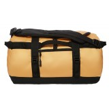 The North Face Base Camp Duffel XS 31 liter, Base Camp Duffel XS 31 liter, 24K Gold/TNF Black