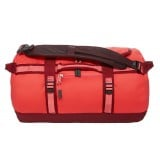 The North Face Base Camp Duffel XS 31 liter, Base Camp Duffel XS 31 liter, Melon Red/Calypso Coral