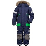 Didriksons Theron Kid's Coverall flyverdragt, Theron Kid's Coverall flyverdragt, 992/NAVY