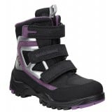 ECCO Xpedition Kids 27-35 børnestøvle, Xpedition Kids 27-35 børnestøvle, Black/Black/Grape