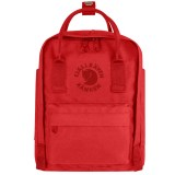 Fjällräven Re-Kånken Mini rygsæk, Re-Kånken Mini rygsæk, Red