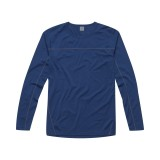 Haglöfs Actives Merino II Roundneck Men undertrøje, Actives Merino II Roundneck Men undertrøje, Hurricane Blue