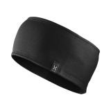 Haglöfs Fanatic Headband pandebånd, Fanatic Headband pandebånd, True Black Solid