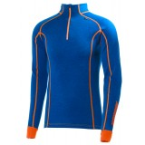Helly Hansen HH Warm Freeze 1/2 Zip undertrøje, HH Warm Freeze 1/2 Zip undertrøje, 533 Classic Blue