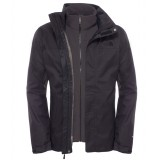The North Face Evolve II Triclimate Jacket vinterjakke, Evolve II Triclimate Jacket vinterjakke, Tnf Black