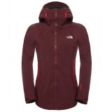 The North Face Point Five Jacket WMS regnjakke, Point Five Jacket WMS regnjakke, Deep Garnet Red