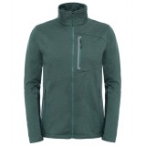 The North Face Canyonlands Full Zip herrefleece, Canyonlands Full Zip herrefleece, Duck Green Heather