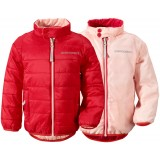 Didriksons Kilpa Kid's Jacket børnejakke, Kilpa Kid's Jacket børnejakke, Flag Red 305