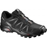 Salomon Speedcross 4 herresko, Speedcross 4 herresko, Black/Black