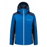 Peak Performance Maroon Block Jacket skijakke, Maroon Block Jacket skijakke, Hero Blue 2X2