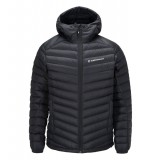 Peak Performance Frost Down Hood Men dunjakke, Frost Down Hood Men dunjakke, Black 050