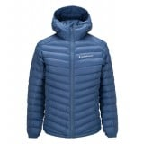 Peak Performance Frost Down Hood Men dunjakke, Frost Down Hood Men dunjakke, Blue 20L