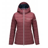 Peak Performance Blackburn Jacket Women skijakke, Blackburn Jacket Women skijakke, Cabernet 5U7