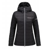 Peak Performance Blackburn Jacket Women skijakke, Blackburn Jacket Women skijakke, Black 050