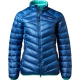 Yeti Peria Down Jacket WMS dunjakke, Peria Down Jacket WMS dunjakke, Estate Blue/Bay Leaf
