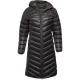 Yeti Pearth Down Coat WMS dunfrakke, Pearth Down Coat WMS dunfrakke, Black/Black