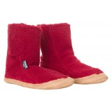 Me°ru' Fleece Slippers sutsko, Fleece Slippers sutsko, Rot
