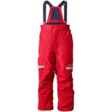 Didriksons Amitola Kids Pants skibukser, Amitola Kids Pants skibukser, Flag Red 305