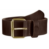 Fjällräven Singi Belt 4 cm bælte, Singi Belt 4 cm bælte, Leather Brown