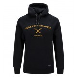 Peak Performance Sweat Hood Men herretrøje, Sweat Hood Men herretrøje, 050 Black